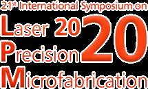 Logo Laser Precision Microfabrication 2020